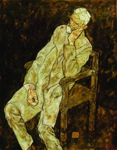 portrait of an old men1